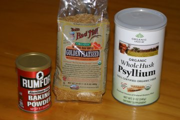 Myatt Bread Main Ingredients