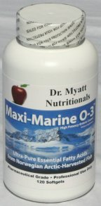Maxi Marine O-3 Omega-3 Essential Fatty Acids