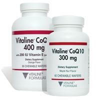 High-potency CoQ10 by Vitaline